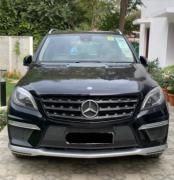 Mercedes-Benz M-Class ML 63 AMG 4MATIC, 2013, Diesel