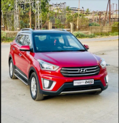 Hyundai Creta 1.6 CRDi AT SX Plus, 2016, Diesel