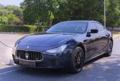 Maserati Ghibli Diesel, 2016, Diesel