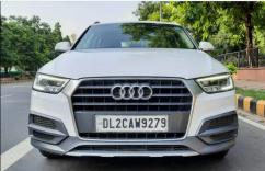 Audi Q3 2.0 TFSI, 2017, Petrol