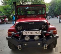 Mahindra Thar DI 4X4, 2017, Diesel