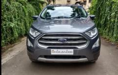 Ford Ecosport 1.5 Ti VCT MT Titanium, 2018, Petrol