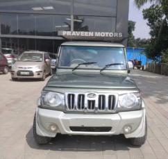 Mahindra Bolero SLX 2WD BSIII, 2010, Diesel