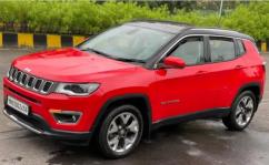 Jeep Compass 1.4 Limited Plus, 2019, Petrol