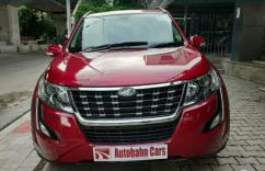 Mahindra Xuv500 model 2019