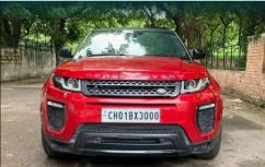 Land Rover Range Rover Evoque year 2019