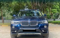 Bmw X3 xDrive 20d Luxury Line model 2016