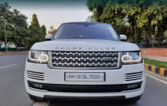 Land Rover Range Rover model 2018