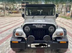 Mahindra Thar CRDE 4X4 BS IV model 2013