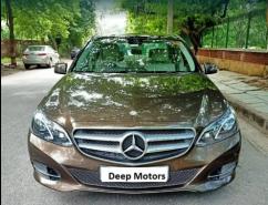 Mercedes-Benz E-Class model 2016