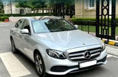 Mercedes-Benz E-Class model 2018
