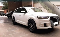 Audi Q7 model 2016