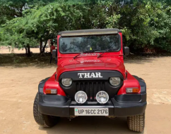 Mahindra Thar CRDE 4X4 BS IV model 2019