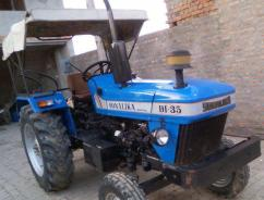 Tractor In Well And Great Running Condition