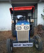Tractor Swaraj  Year 2014