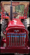 Mahindra tractor Year 2016
