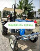 Tractors Swaraj Year2014