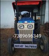 Tractors Swaraj Year 2014