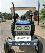 Tractors  Swaraj Year 2015
