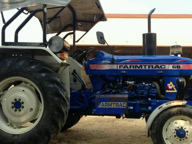 Tractor available for sale - Farmtrac 60