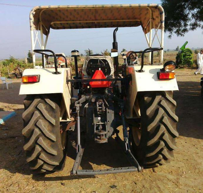 Swaraj 855xm new model april 2014