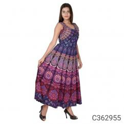 Women Fashion Printed Dresses