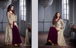 Womens clothing Long Dresses-Long Gown-Designer Chaniya Choli-Saree