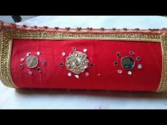 Bangle Box in Red Color Available