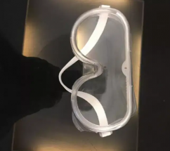 Safety silicon Goggles