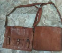 Leather Office Laptop Bags MRP Rs 2999 (Read description)