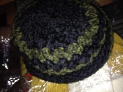 HAT, WINTER WARE - WOLLEN GLOVES, CAP & SCARF