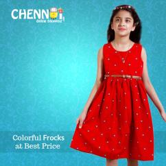 Find the latest designs in Kids Frocks Skirts  at great prices