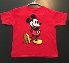 Kids T-shirt In Red Color Available