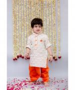 Kids Dhoti Kurta Sets Available with Attractive Patterns
