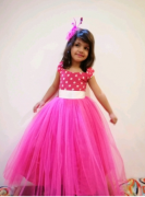 Get Variety Of Party Wear Frocks for kids