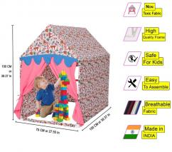 Playhouse Tents for Kids- Girls, Boys & Toddlers