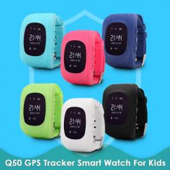 Q50 Smart Watch for kids with GPS Tracker