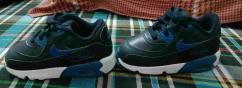 NIKE AIRMAX 90 TODDLER FOOTWEAR