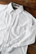 White Formal Shirt For Men Available