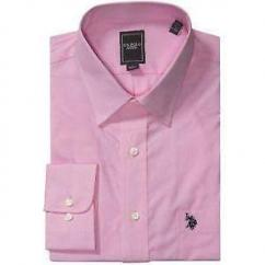 Light Pink In Color Formal Shirts Available