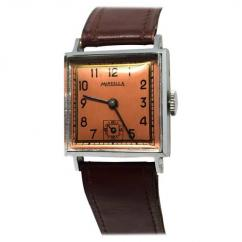 Gents Wrist Watch In Recent Pattern