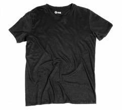Black Plain T-shirt Available
