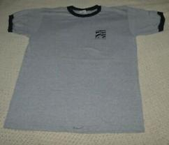 Gents T-shirt In Simple Shower Colors