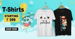 Buy Latest Printed T-Shirts Online From Shutcone.Com
