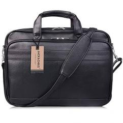 Laptop Bag In Black Color Available