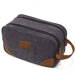 Gents shaving bag available