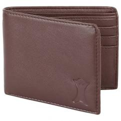 Wallet in Brown color