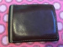 Gents wallet available