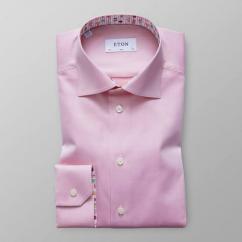Formal shirt in light pink color