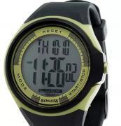 Sonata Ocean Series Digital Grey Dial Men Watch water resistance
